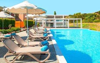 Hotel Lindos Breeze Beach Hotel Pool