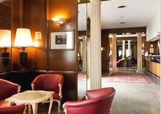 Hotel Colonna Palace Lounge/Empfang