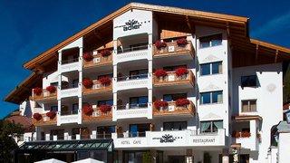 Hotel Aktivhotel Schwarzer Adler Nauders Außenaufnahme