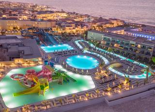Hotel Lyttos Beach Luftaufnahme