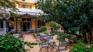 Hotel Achillion Palace Terasse