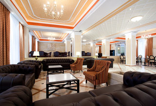 Hotel Achillion Palace Lounge/Empfang