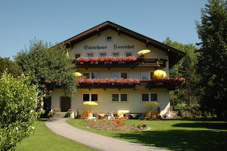Hotel Gästehaus Rosenhof Außenaufnahme