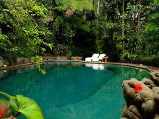 Hotel Tjampuhan Hotel & Spa Pool