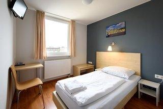 Hotel a&o Berlin Friedrichshain Wohnbeispiel