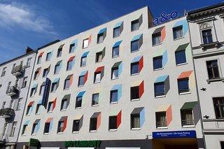 Hotel a&o Berlin Friedrichshain Außenaufnahme