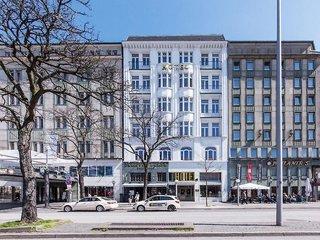 Hotel Novum Hotel Kronprinz Hamburg Hauptbahnhof Außenaufnahme