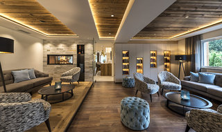 Hotel Wiesnerhof Lounge/Empfang