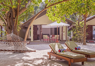 Hotel Adaaran Select Hudhuranfushi Terasse