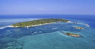 Hotel Adaaran Select Hudhuranfushi Luftaufnahme