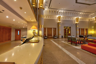 Hotel Continental Hotel Hurghada Lounge/Empfang