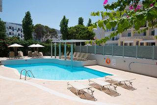 Hotel Alia Beach Hotel Pool
