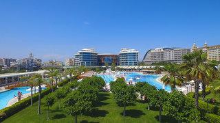 Hotel Baia Lara Außenaufnahme
