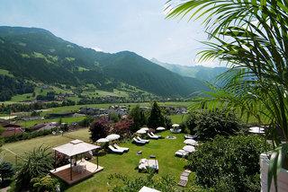 Hotel Alpenhotel Stefanie Garten