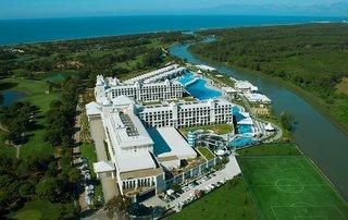Hotel Titanic Deluxe Golf Belek Außenaufnahme