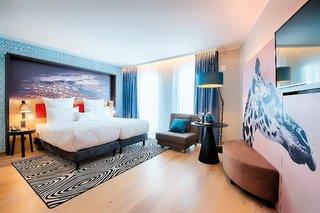 Hotel NYX Hotel Munich Wohnbeispiel
