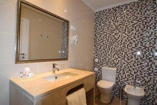 Hotel Residencial Florescente Badezimmer