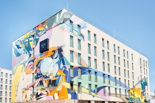 Hotel NYX Hotel Munich Außenaufnahme