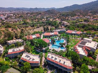 Hotel Filerimos Village Luftaufnahme