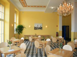 Hotel a&o Leipzig Hauptbahnhof Restaurant