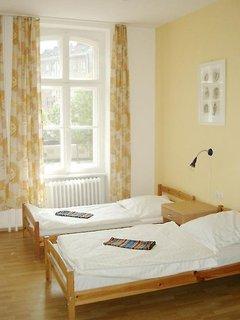 Hotel a&o Leipzig Hauptbahnhof Wohnbeispiel