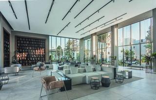 Hotel PALOMA Finesse Side Lounge/Empfang