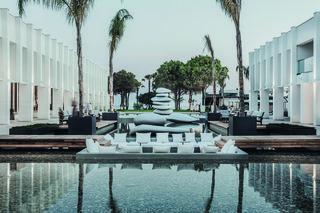 Hotel PALOMA Finesse Side Garten