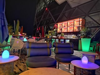 Hotel Andaz Capital Gate Bar