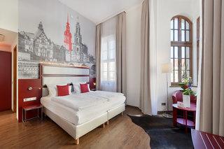Hotel Amedia Plaza Dresden Wohnbeispiel