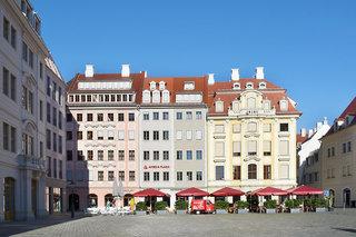 Hotel Amedia Plaza Dresden Außenaufnahme