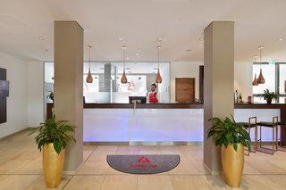 Hotel Amedia Plaza Dresden Lounge/Empfang