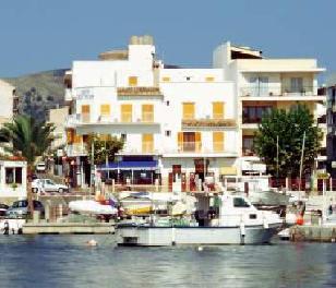 Hotel Hostal Cala Ratjada Außenaufnahme
