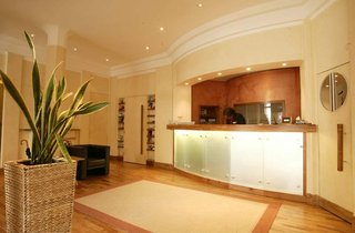 Hotel Best Western Hotel Bremen City Lounge/Empfang