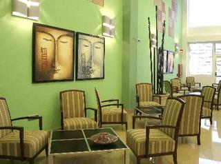 Hotel Hotel Diamar Lounge/Empfang