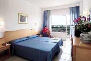 Hotel Hotel Cala Ferrera Wohnbeispiel
