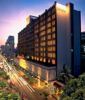 Hotel The Tawana Bangkok Außenaufnahme
