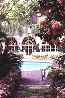 Hotel The Tawana Bangkok Pool