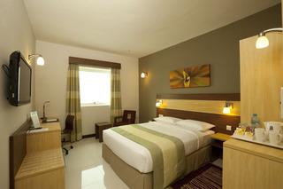 Hotel CityMax Sharjah Wohnbeispiel