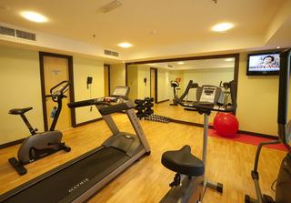 Hotel CityMax Sharjah Sport und Freizeit