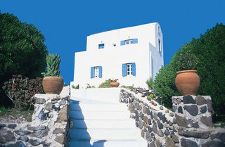 Hotel Santorinis Balcony Außenaufnahme