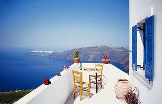 Hotel Santorinis Balcony Terasse