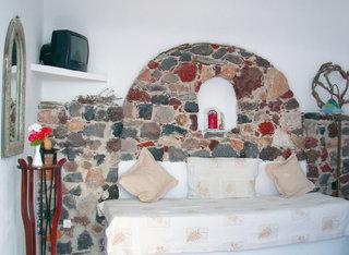Hotel Santorinis Balcony Wohnbeispiel