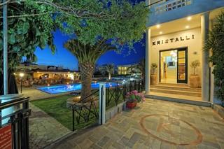 Hotel Kristalli Außenaufnahme