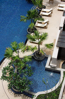 Hotel Deevana Plaza Phuket Außenaufnahme