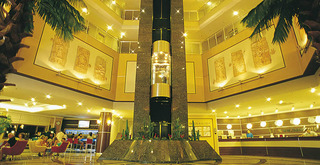 Hotel PrimaSol Hane Family Resort Lounge/Empfang