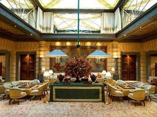 Hotel Metropole Monte Carlo Lounge/Empfang