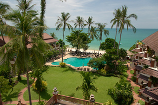 Hotel Aloha Resort Außenaufnahme