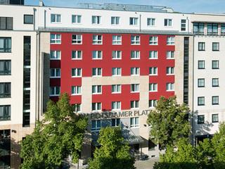 Hotel NH Berlin Potsdamer Platz Außenaufnahme