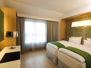 Hotel NH Berlin Potsdamer Platz Wohnbeispiel