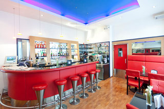Hotel Boltzmann Bar